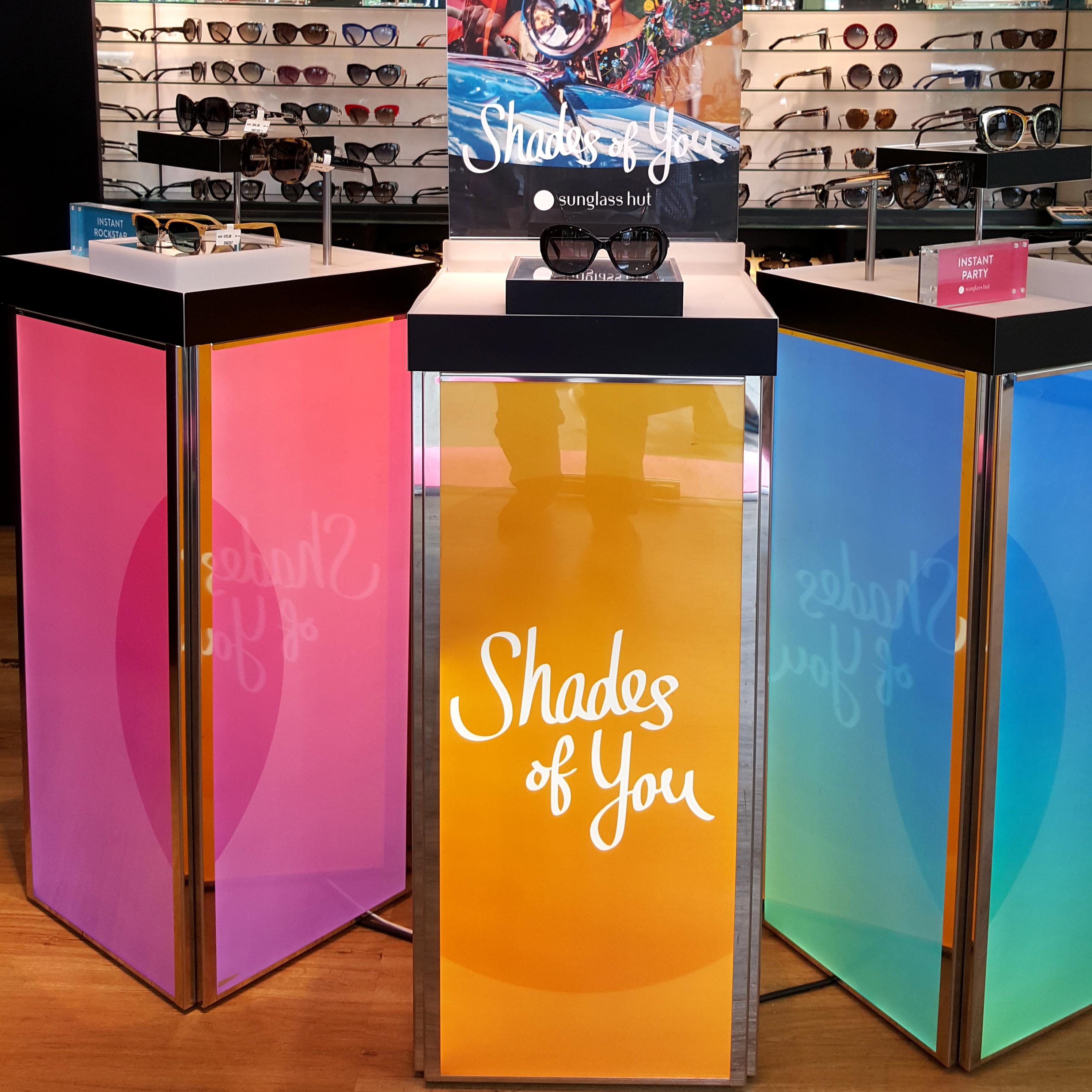Sunglass Hut Outlet: Ted Concept International